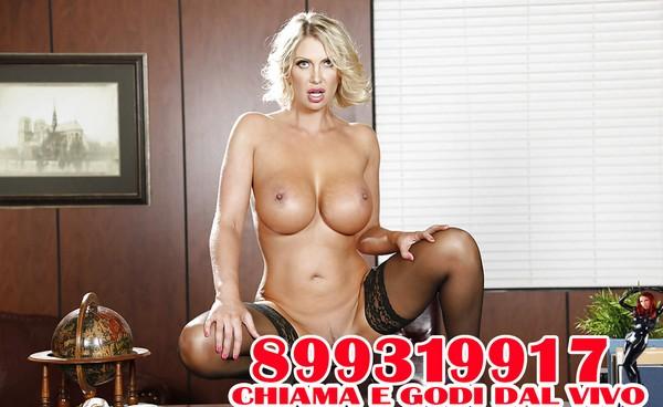 Milf Eccitate al Telefono Erotico 899770767